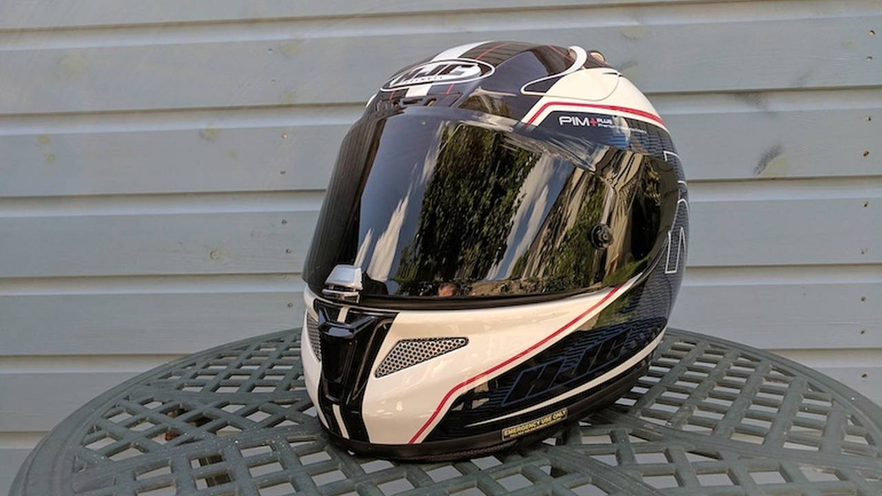 Crash Tested: HJC RPHA 11 Pro Helmet
