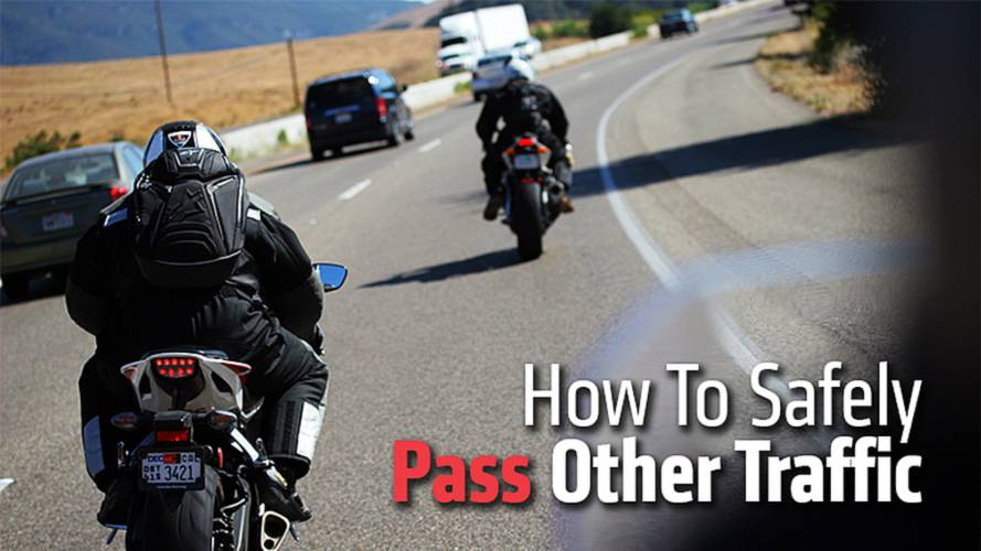 How To Safely Pass Other Traffic