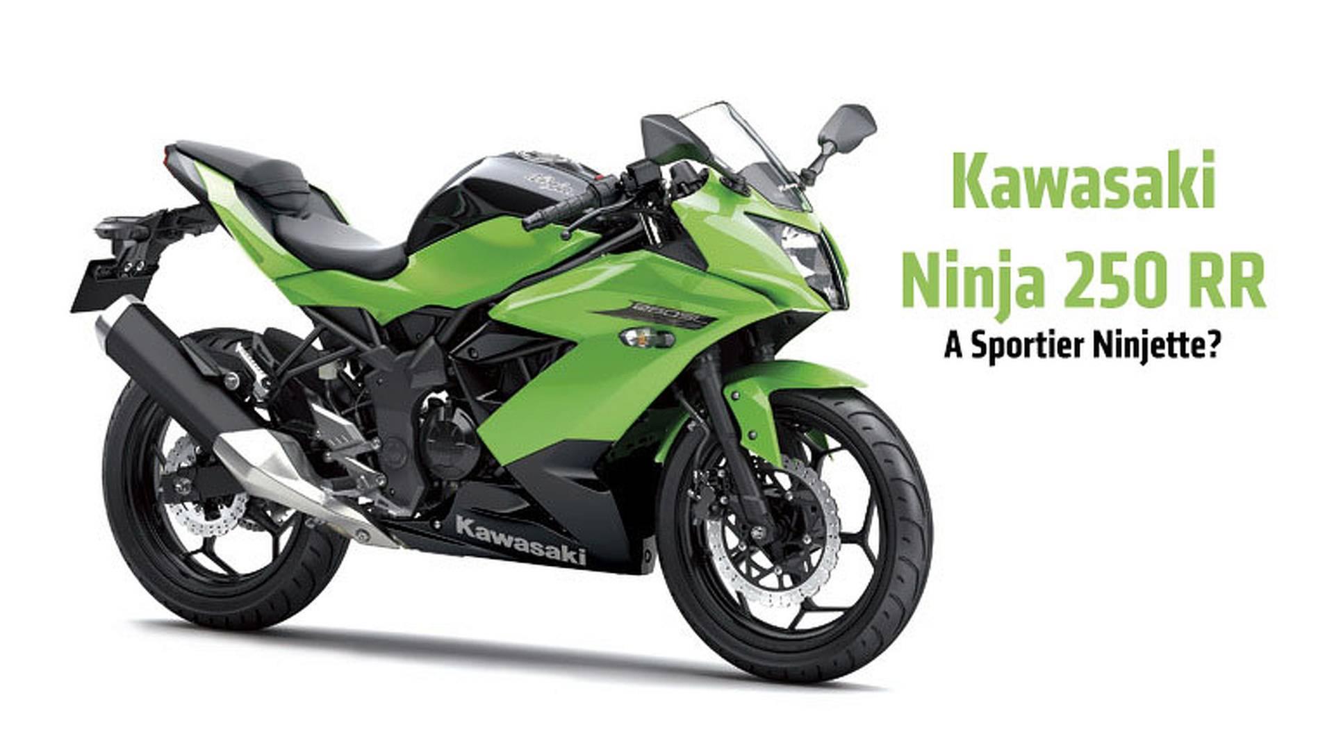 2014 Kawasaki Ninja 250 Rr The Next 300