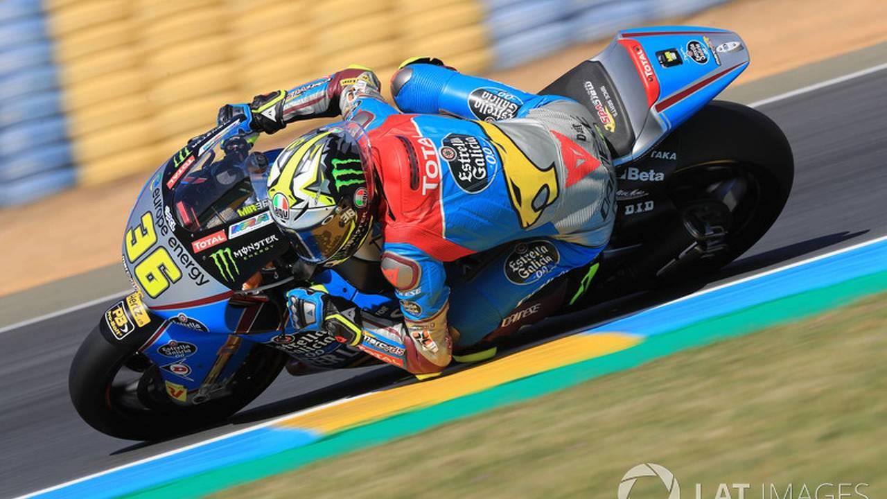 Joan Mir: precontrato con Honda para MotoGP