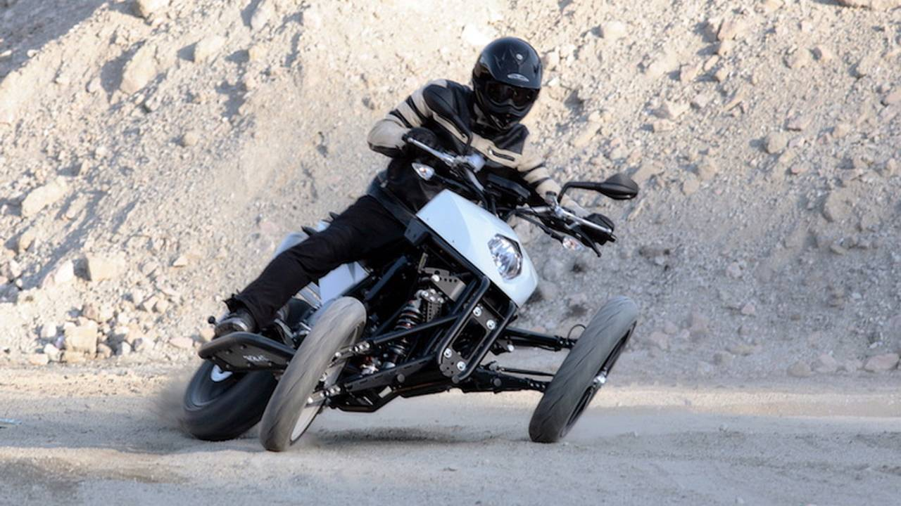 The Power of Three - Yamaha Goes All In on Three-Wheelers
