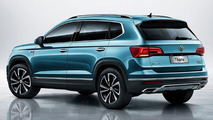 Volkswagen Tharu - Official photos