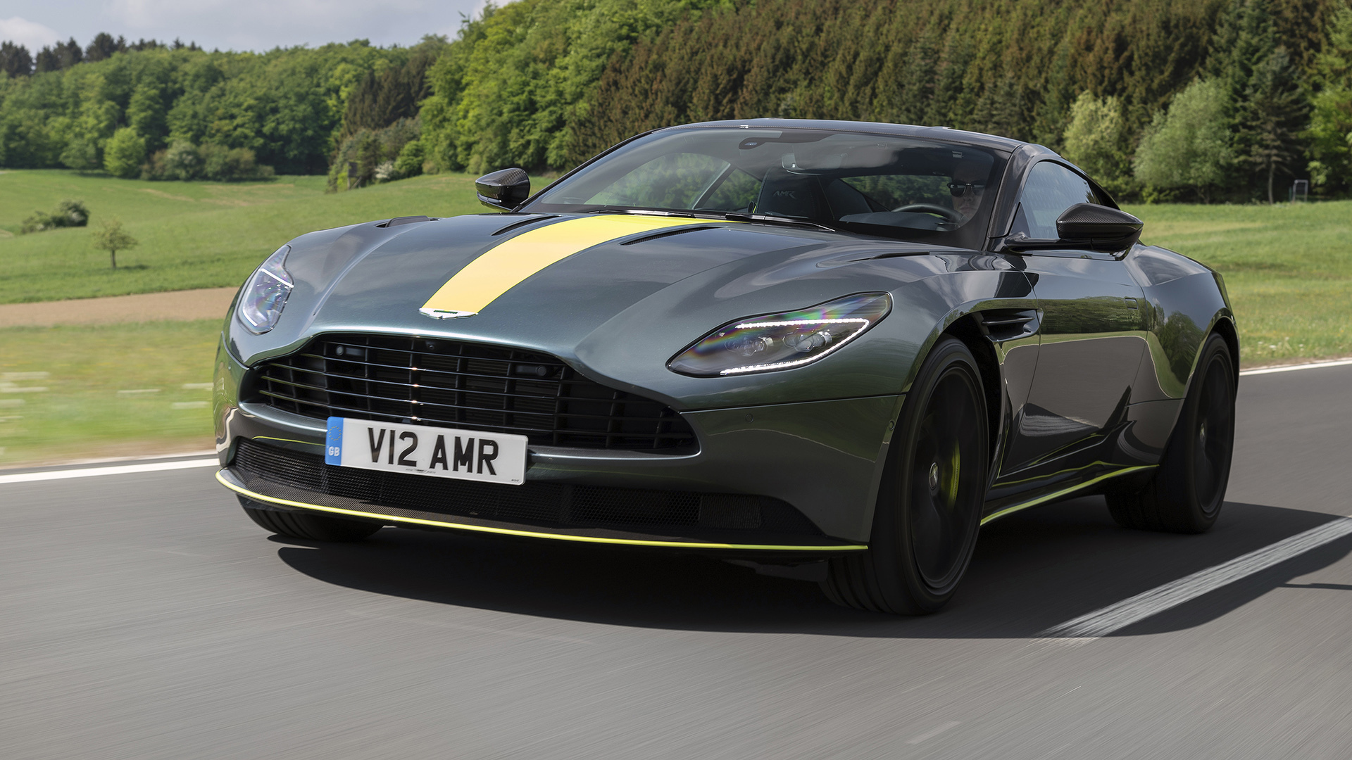 2019 Aston Martin Db11 Amr First Drive Rich Get Richer