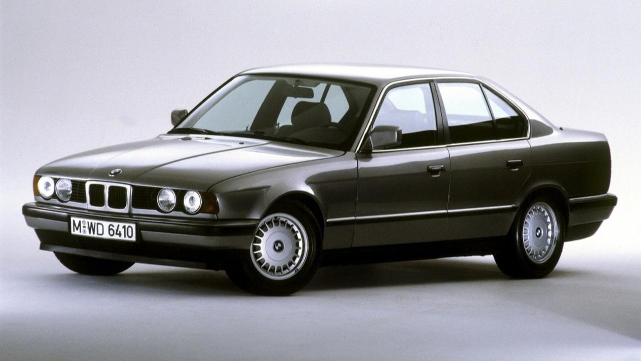 BMW Serie 5 E34 (1988 - 1996)