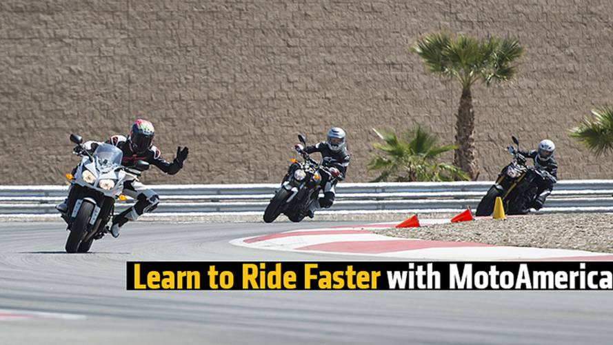 Tips for Riding Faster, From MotoAmerica