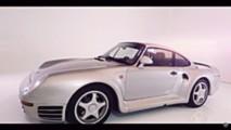 Porsche 959 car wash
