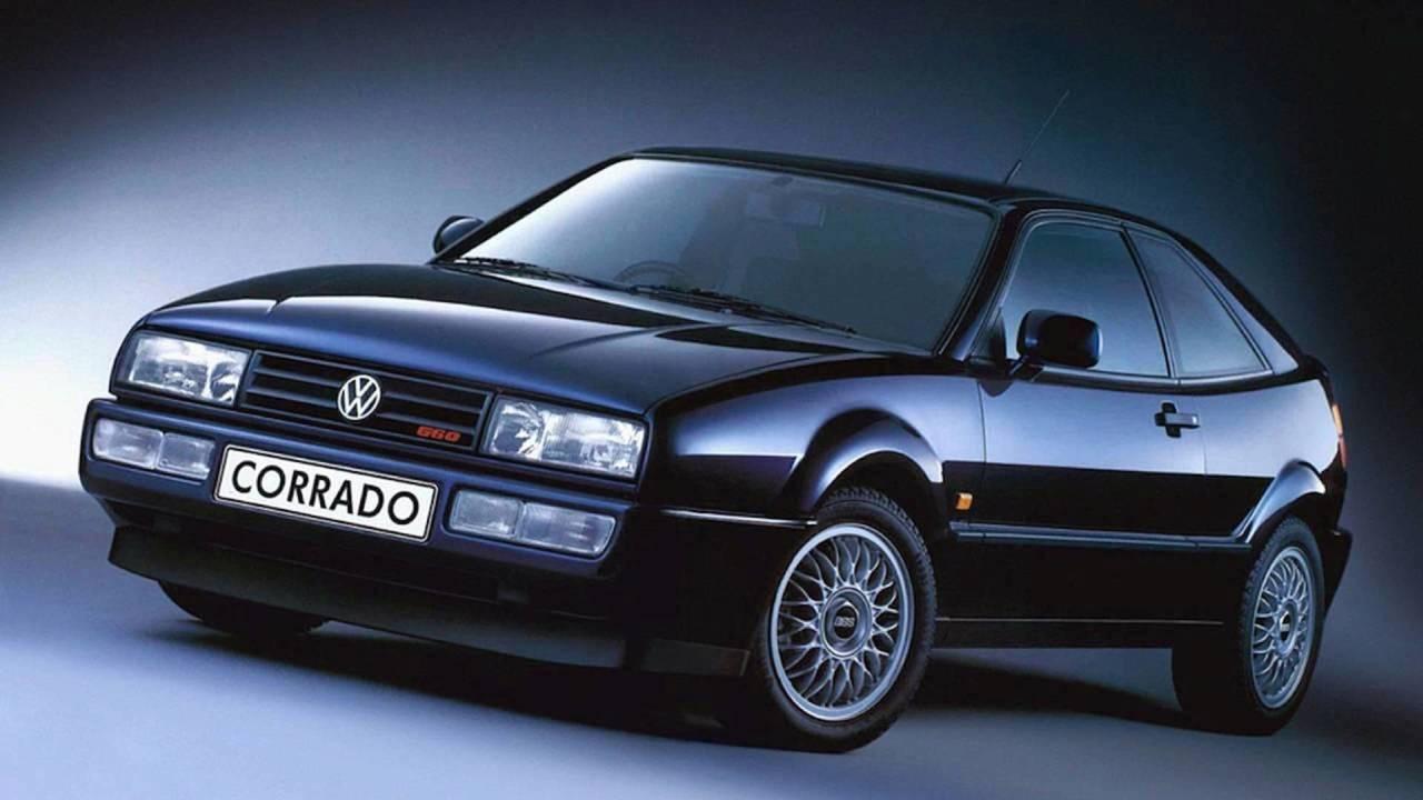 Volkswagen Corrado - 30 aniversario
