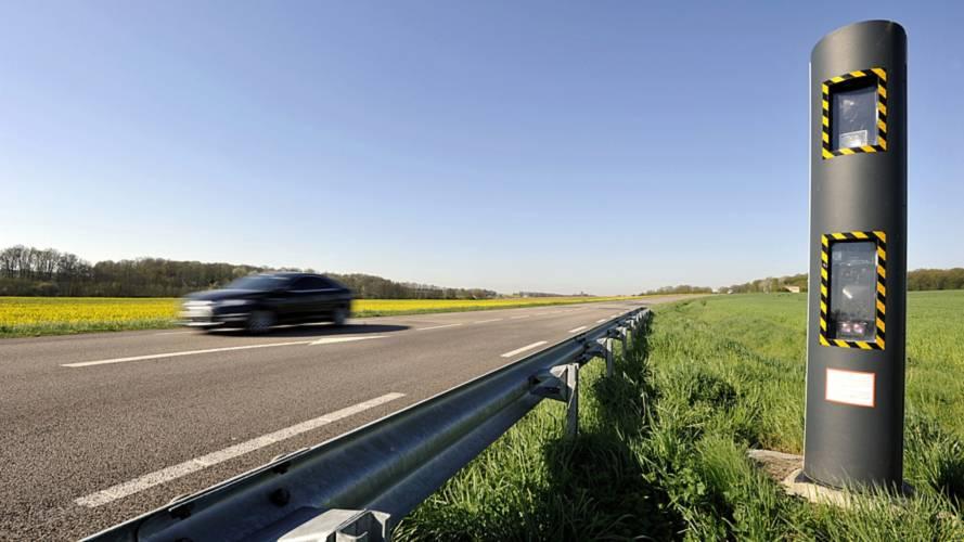Камера во Франции штрафовала машины как грузовики