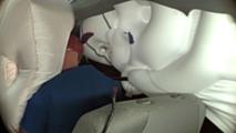 IIHS Passenger Side Small Overlap Crash Test