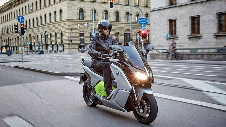 BMW Is Looking Into Wireless Charging For Electric Bikes