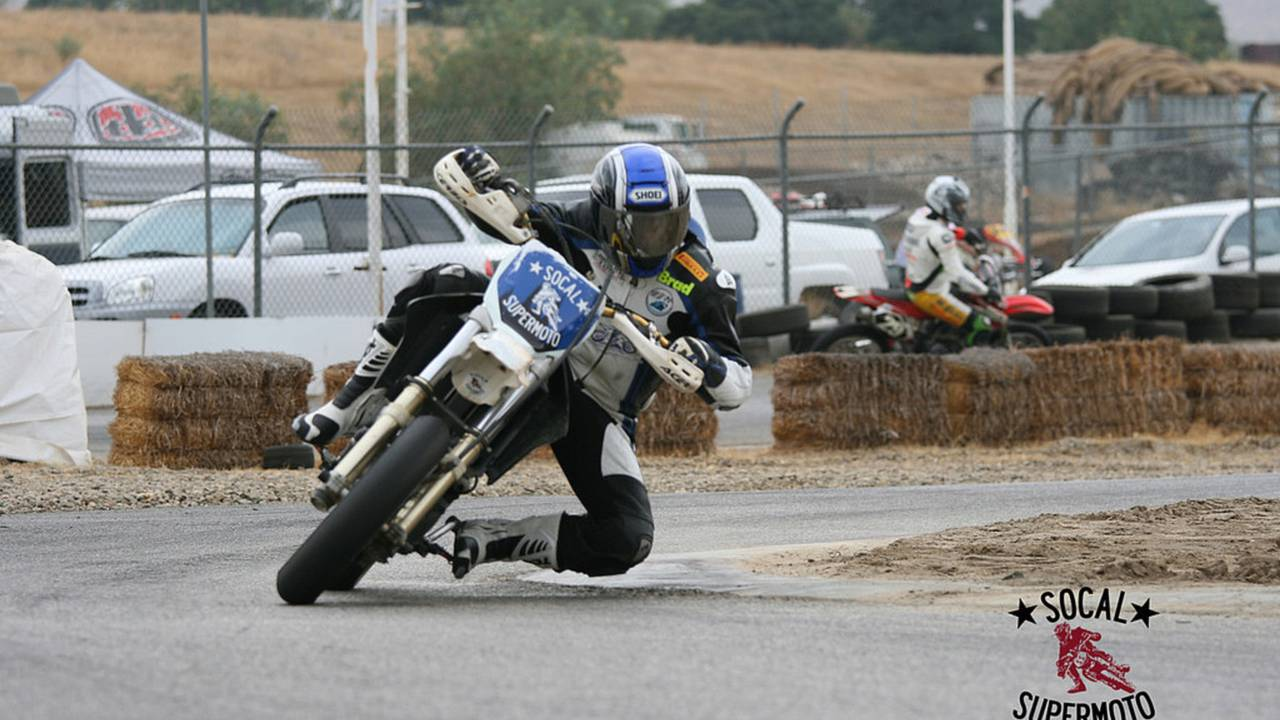 Learning To Lean With SoCal Supermoto