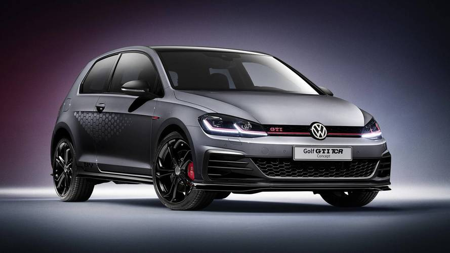 VW Golf GTI TCR concept