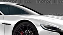 Mazda RX9 render