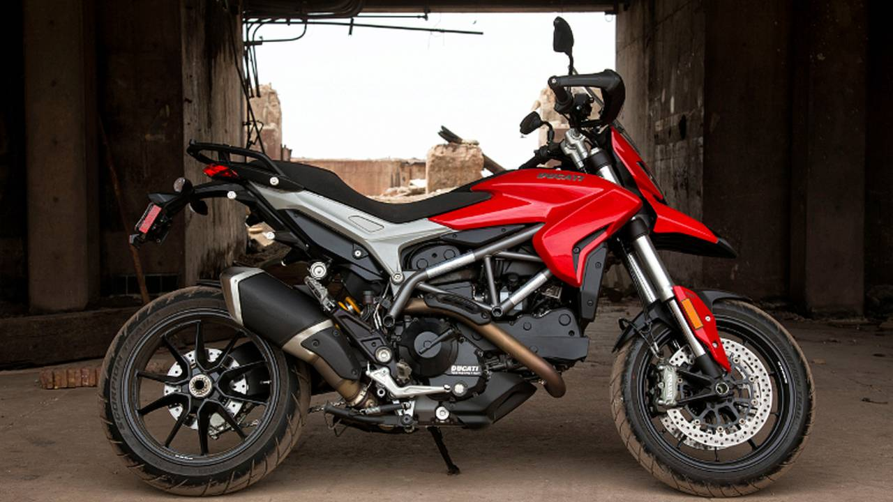 RideApart Review: 2013 Ducati Hyperstrada