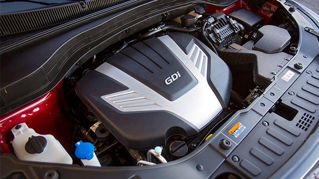 2014 Kia Sorento engine