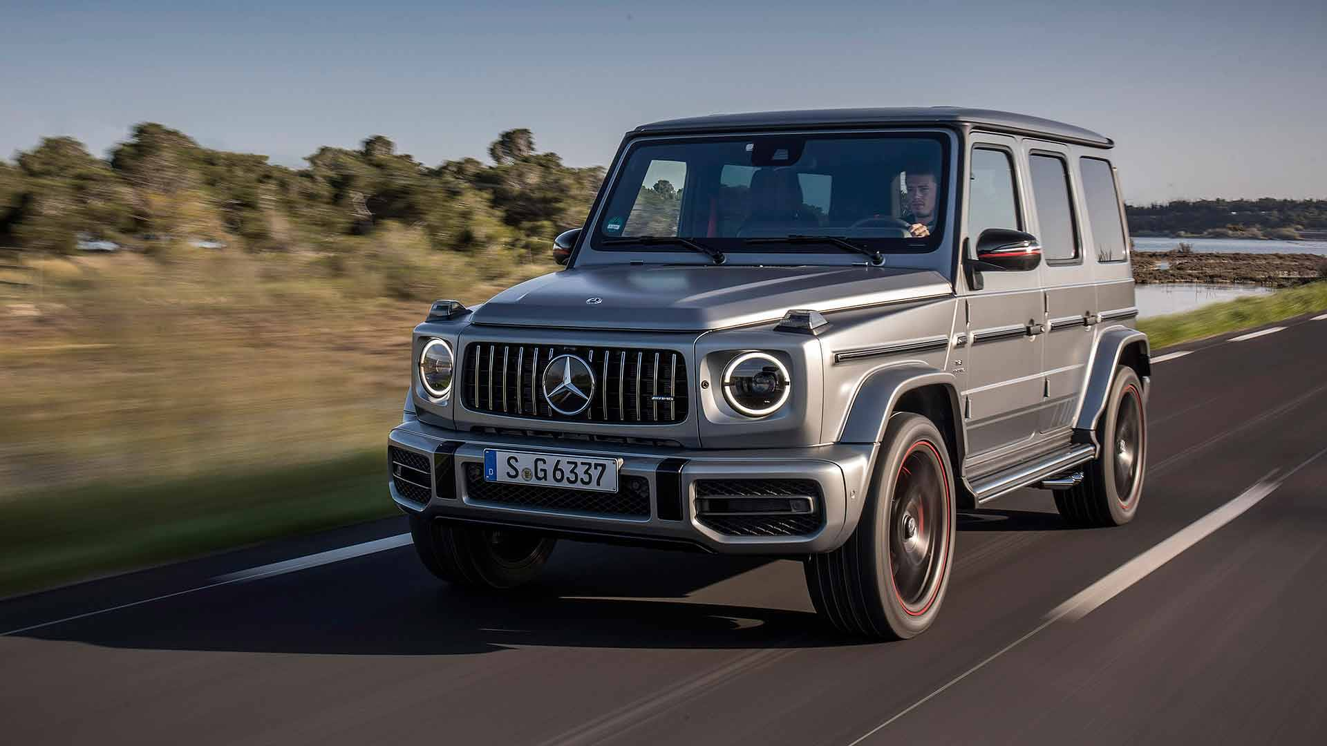 2019 Mercedes Amg G63 First Drive Great Power Greater Control