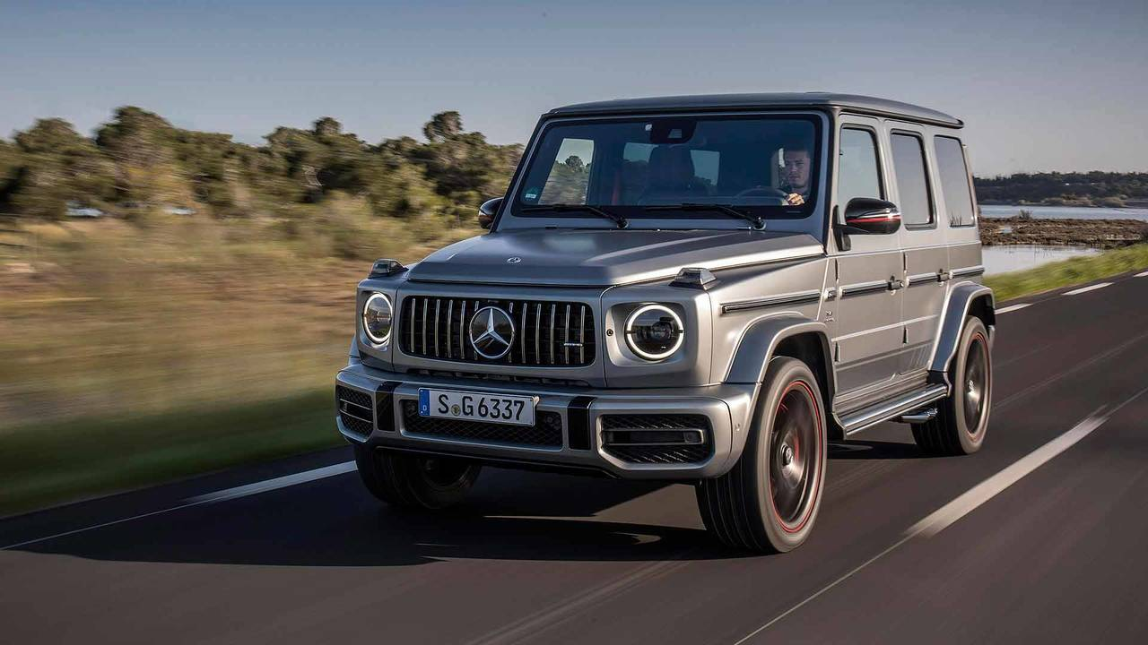 Mercedes Benz Amg Jeep 2019