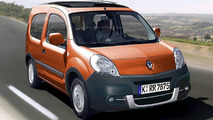 3-Door Renault Kangoo Artists Rendering