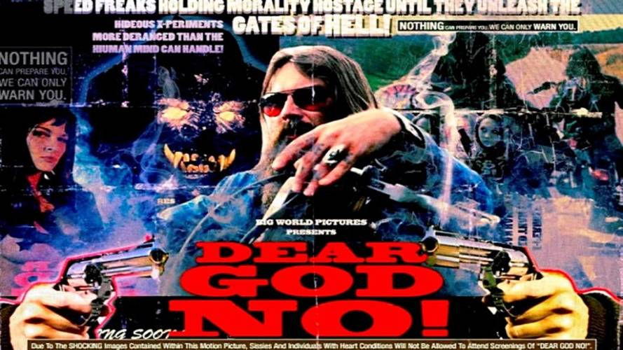 Dear God No! (2011) - Moto Movie Review