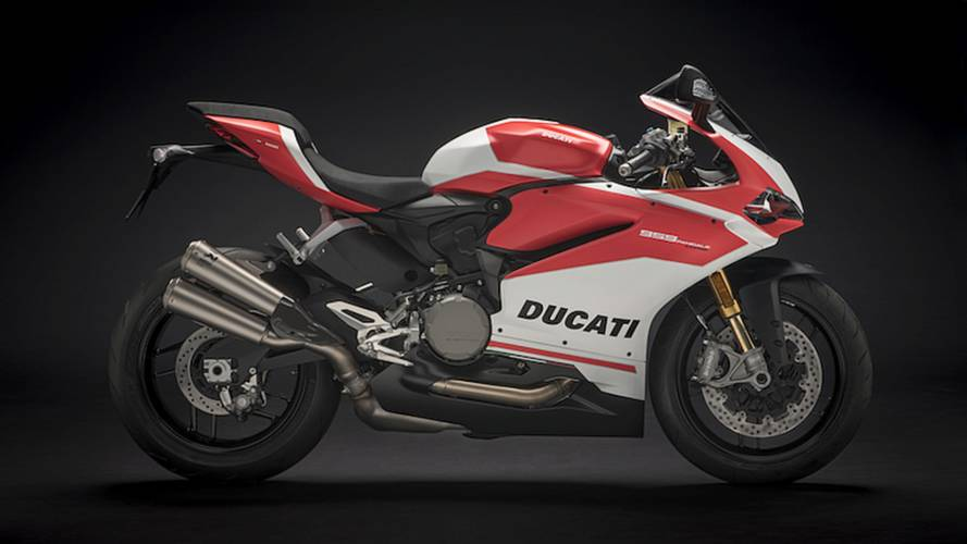 Ducati Pulls Cover Off 959 Panigale Corse