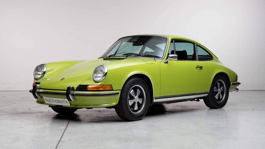 Guide d'achat - Porsche 911 (1963-1989)