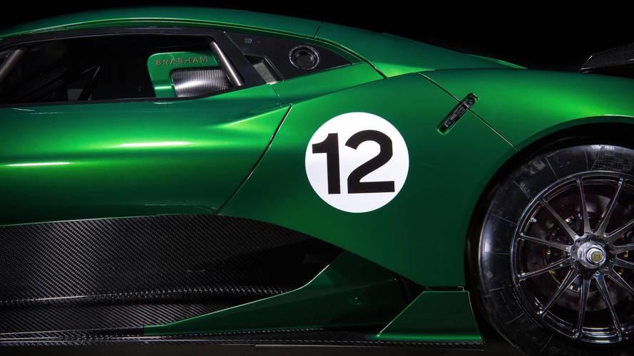 Nemcsak mennyeien szól, hanem piszokgyors is a Brabham BT62 (videó)