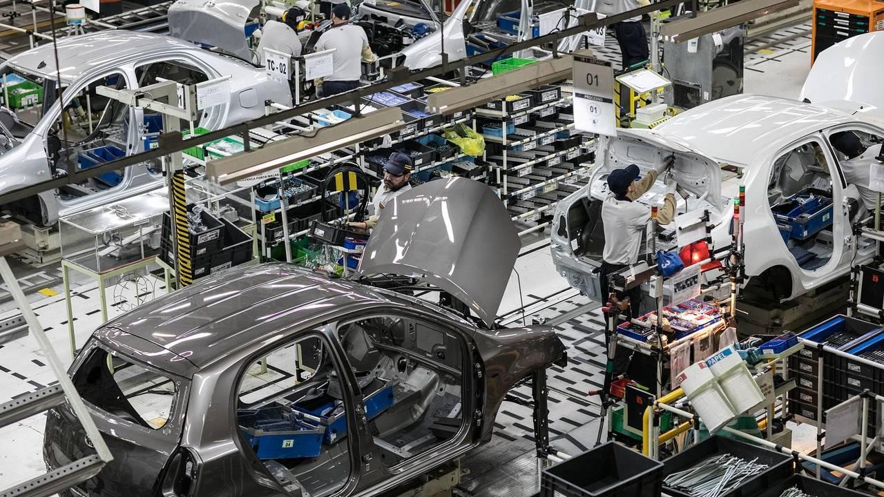 Fábrica Toyota