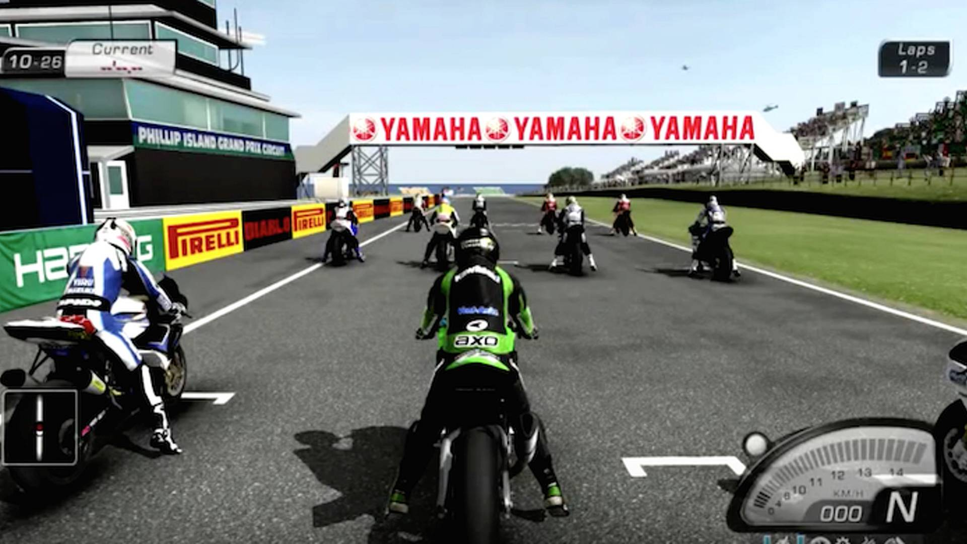 The 5 Motorcycle Games that Inspired Me