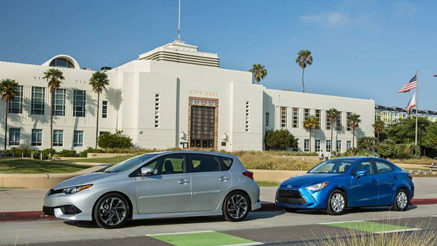 DriveApart First Drive: 2016 Scion iA and iM