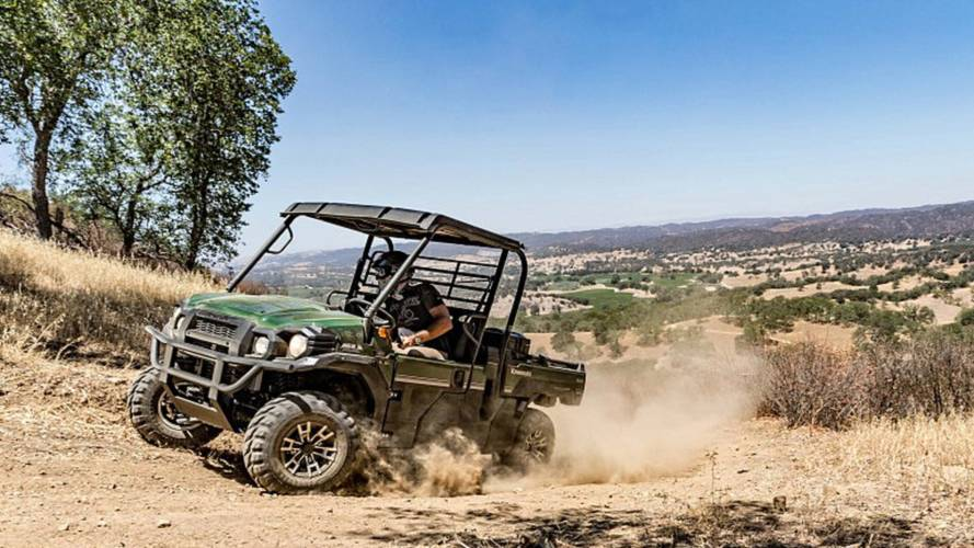 RideApart Review: 2016 Kawasaki Mule Pro FX and FXT Ranch Edition