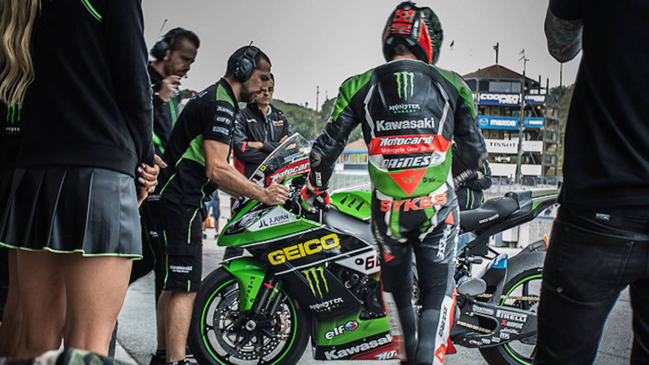 Interview with Kawasaki's Team Manager: Guim Roda