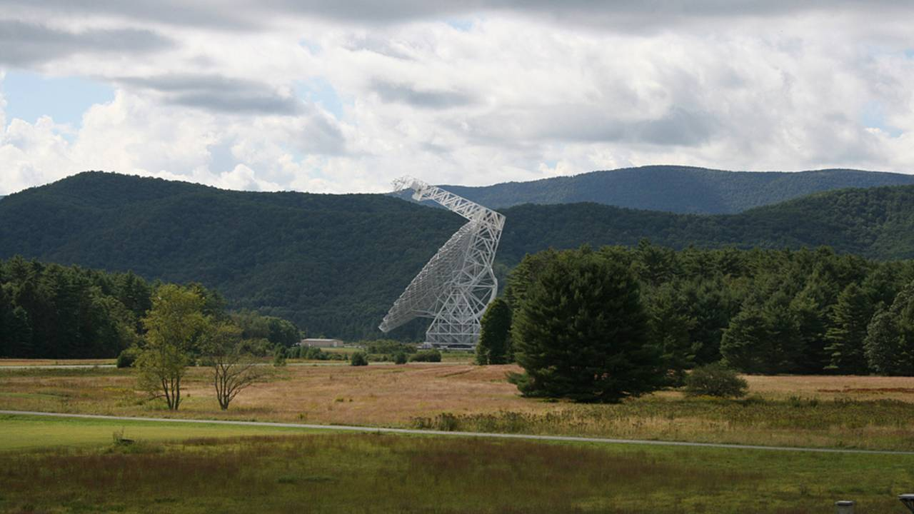 Have aliens been contacting West Virginia?
