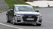 Photo espion Audi RS 6 Avant