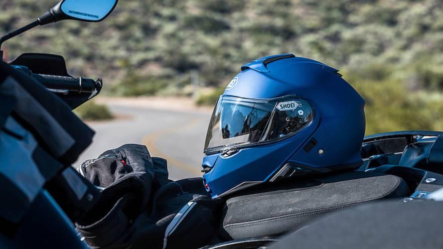 Shoei Unveils Neotec II Helmet