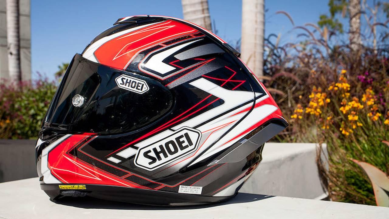 Shoei X-Fourteen Helmet –Gear Review