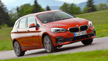 BMW 2er Active und Gran Tourer im Test