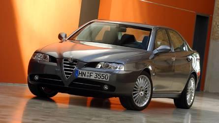 Guide d'achat : Alfa Romeo 166 (1999-2006)