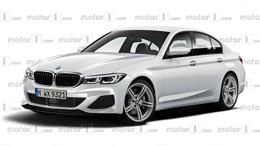 2019 BMW 3 Series Render Envisions The Quintessential Sports Sedan