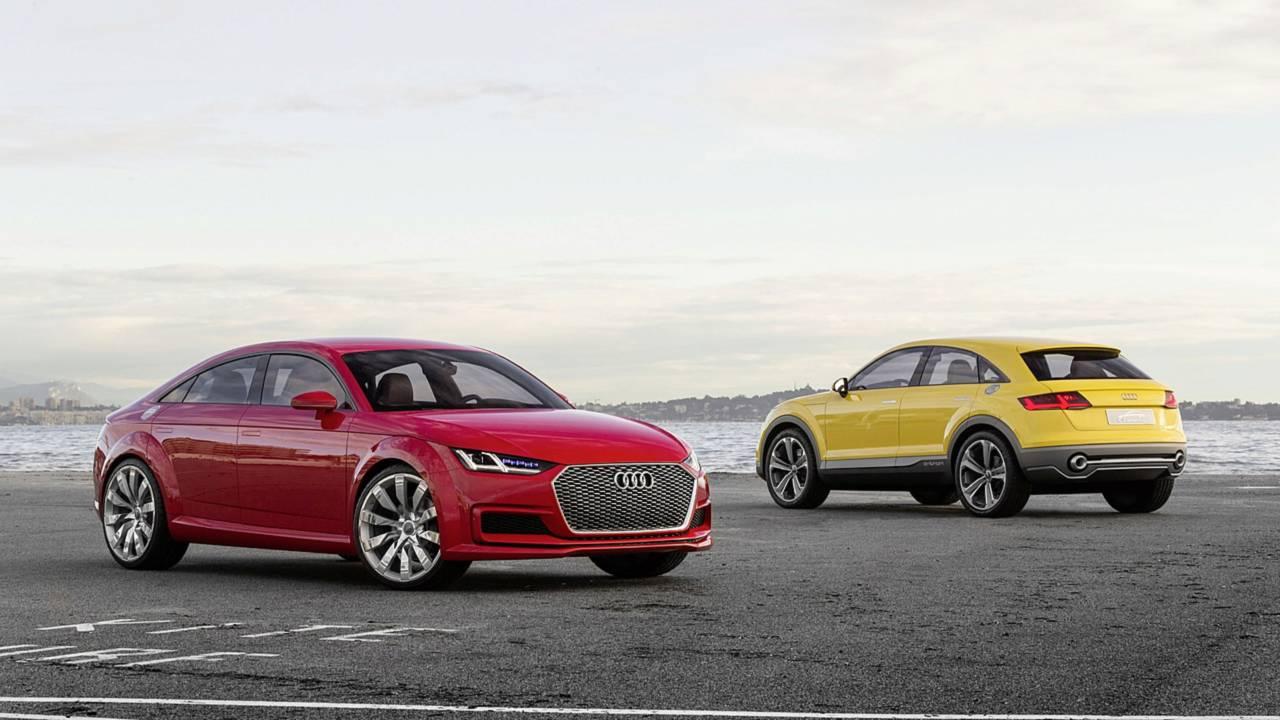 Audi TT Concepts