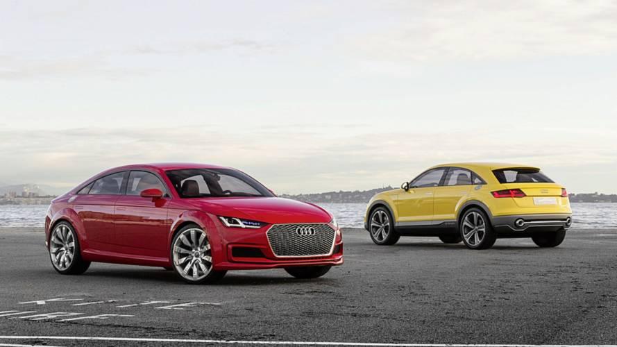 Audi TT konseptleri ile zaman yolculuğuna çıkın