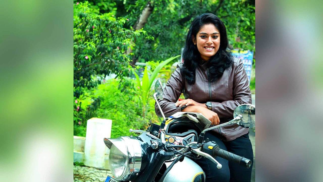 Meet Akhitha M D, India's Raddest Woman Stunt Rider