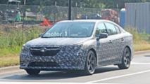 Next Subaru Legacy Spy Shots
