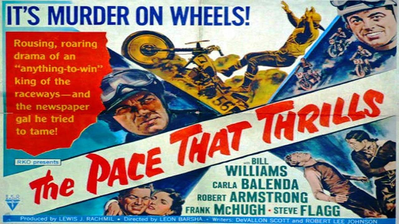 The Pace That Thrills Moto Movie Review