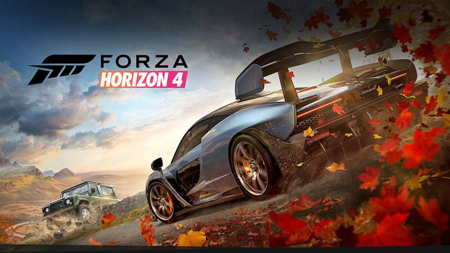 VIDÉO - Une mise en bouche de Forza Horizon 4