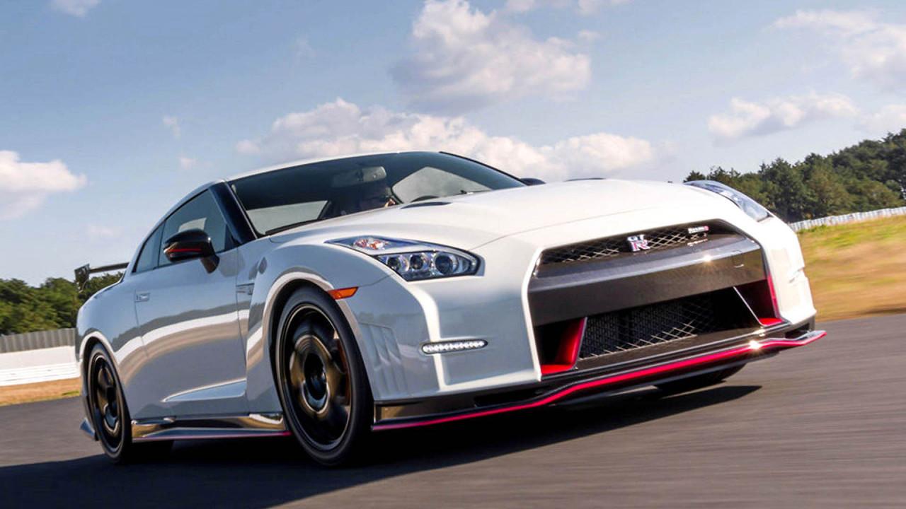 Platz 7: Nissan GT-R Nismo (7:08.68)