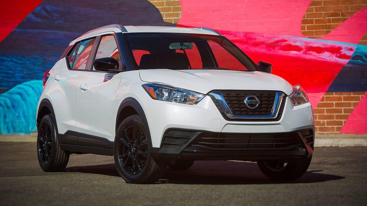 2018 Nissan Kicks first drive