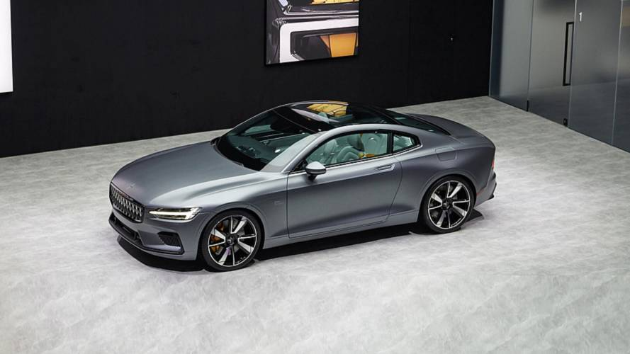 We'll See The Polestar 1 In Action At Goodwood Festival Of Speed
