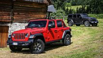 JL Jeep Wrangler European Specification