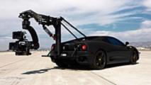 Ferrari 360 Modena coche-cámara
