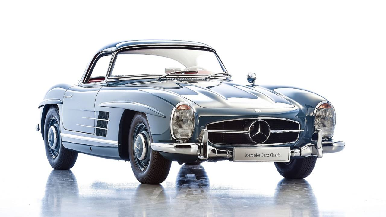 1958 Mercedes-Benz 300 SL Roadster – call for price